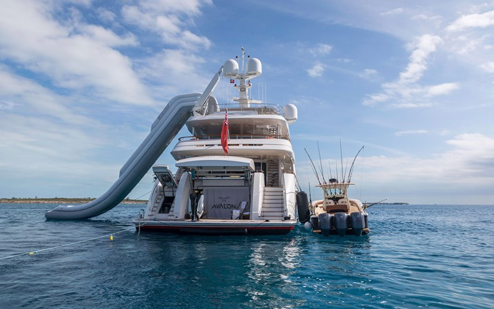 Slide 2009 DELTA Custom Motor Yacht 2696458