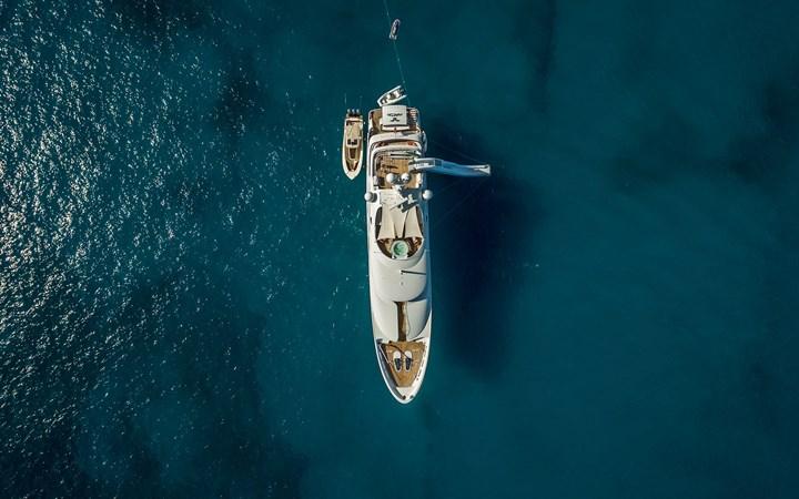Aerial 2009 DELTA Custom Motor Yacht 2696463
