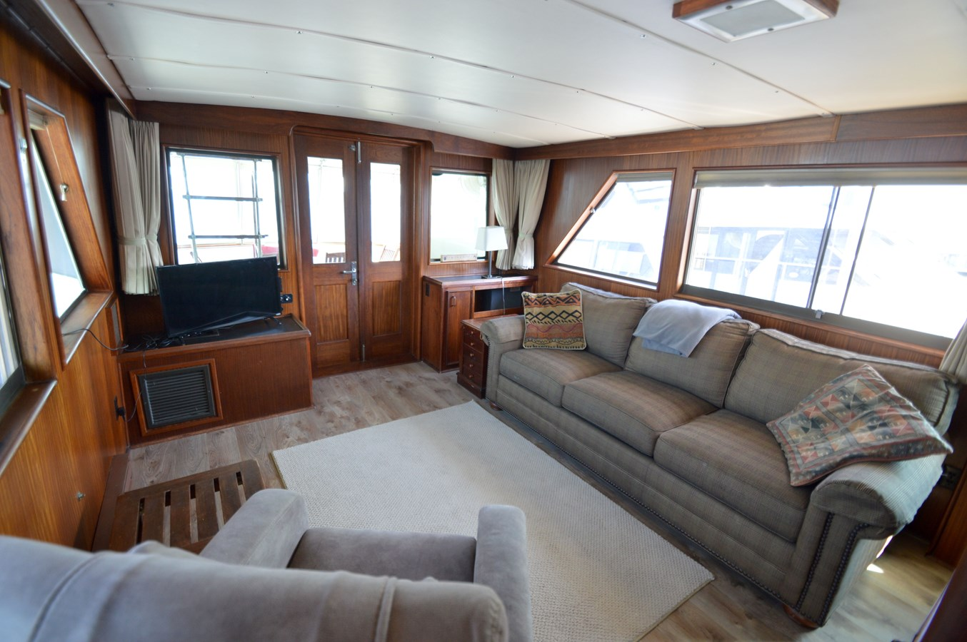 3 - 53 HATTERAS For Sale