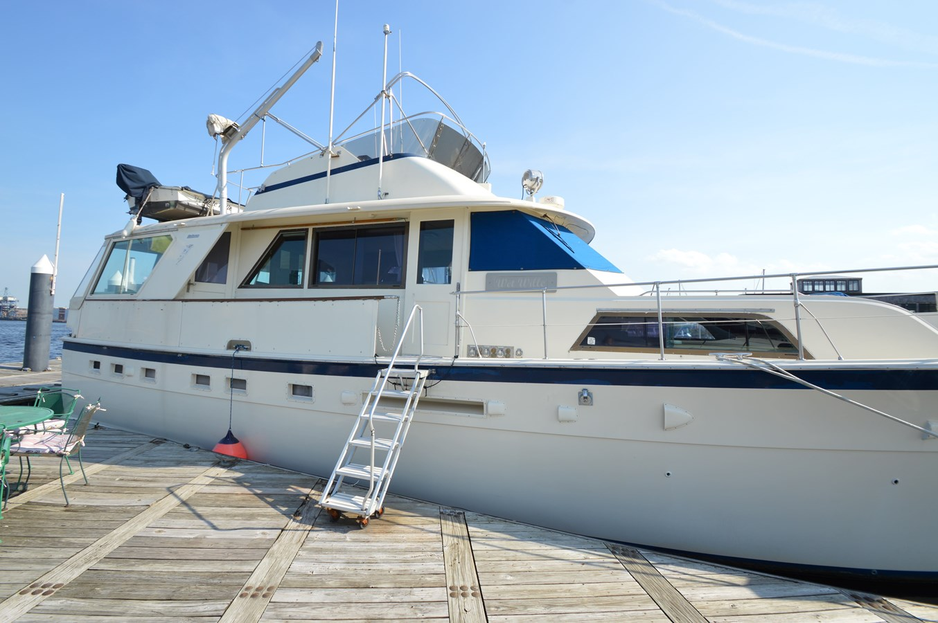 6 - 53 HATTERAS For Sale
