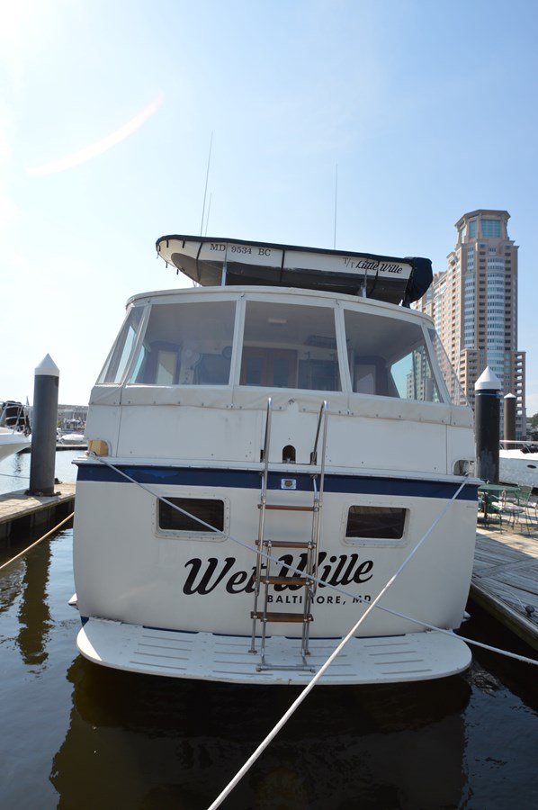 7 - 53 HATTERAS For Sale