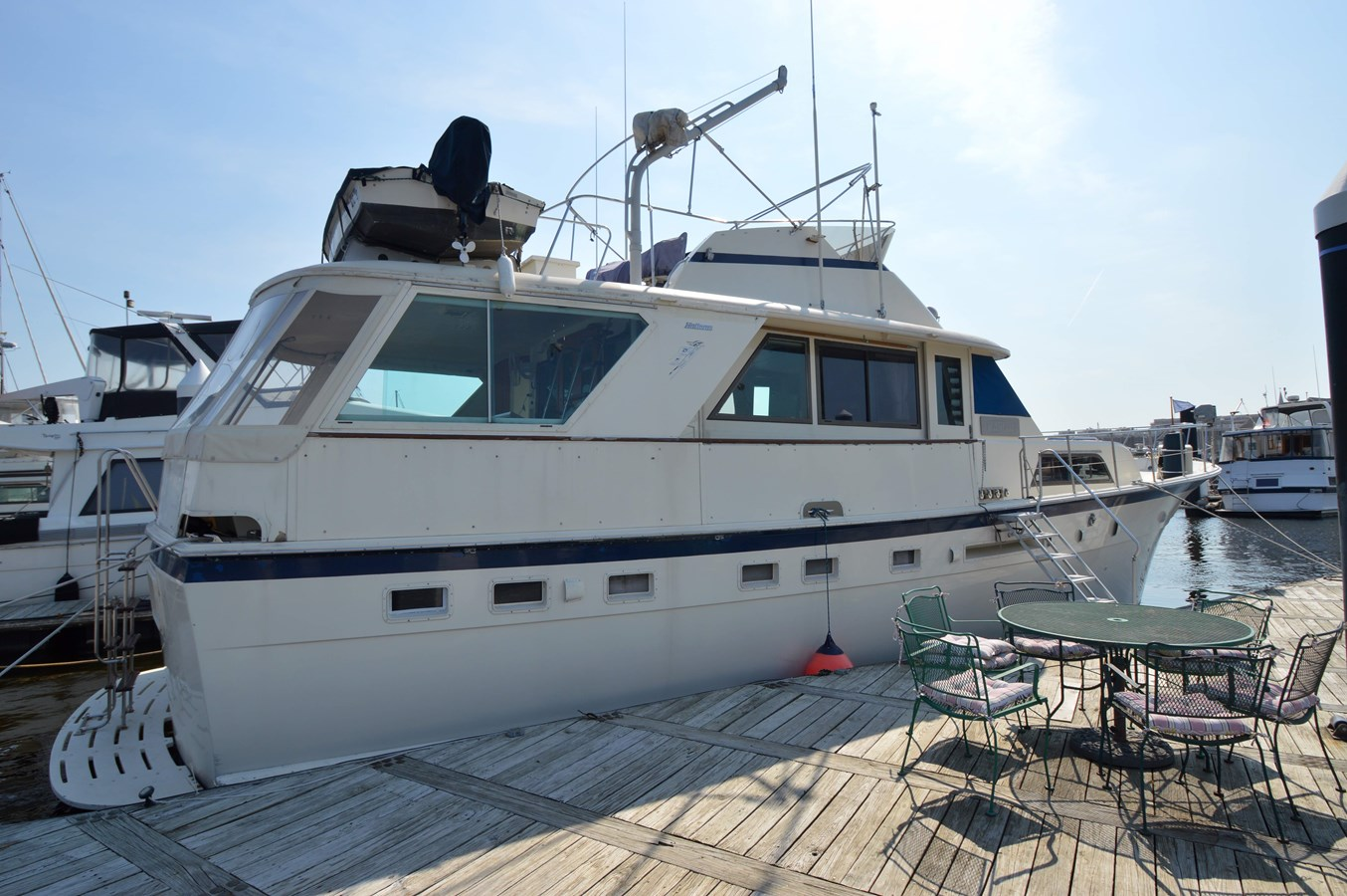 9 - 53 HATTERAS For Sale