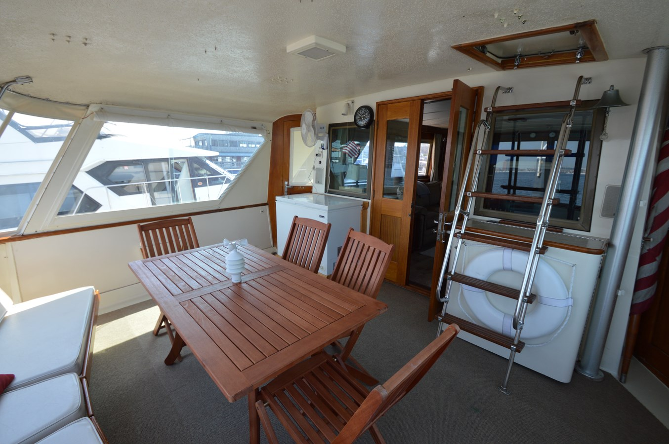 16 - 53 HATTERAS For Sale