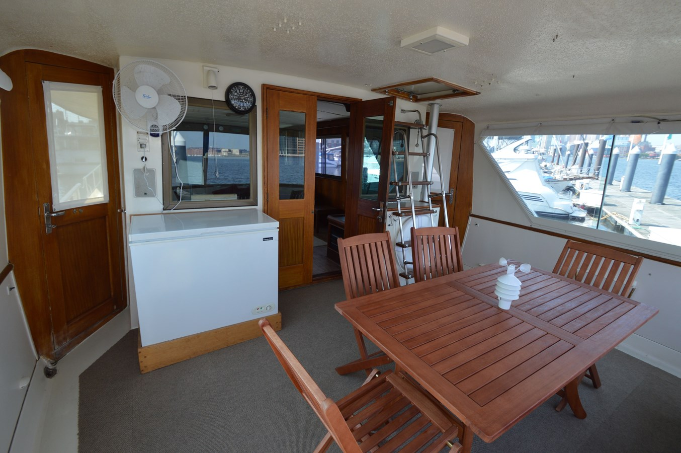 17 - 53 HATTERAS For Sale
