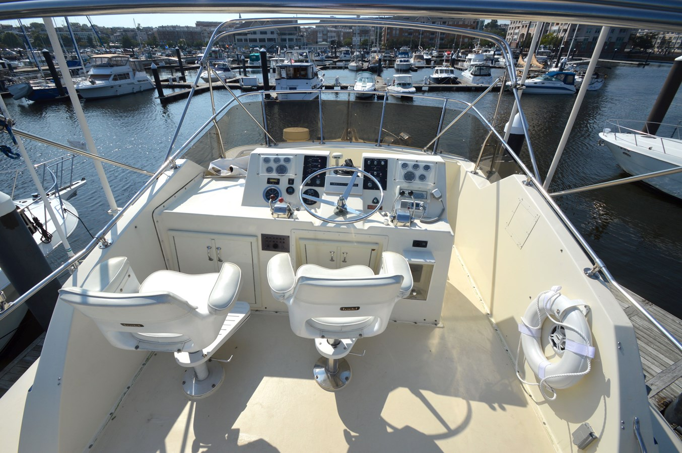 65 - 53 HATTERAS For Sale