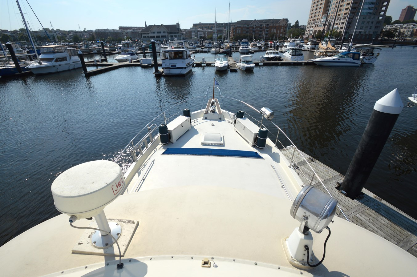 72 - 53 HATTERAS For Sale