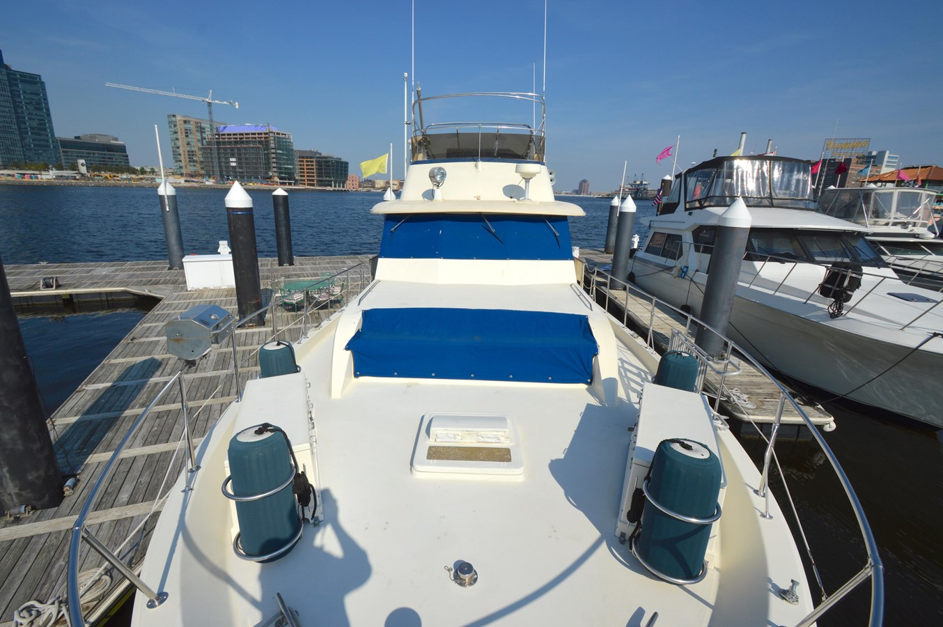73 - 53 HATTERAS For Sale