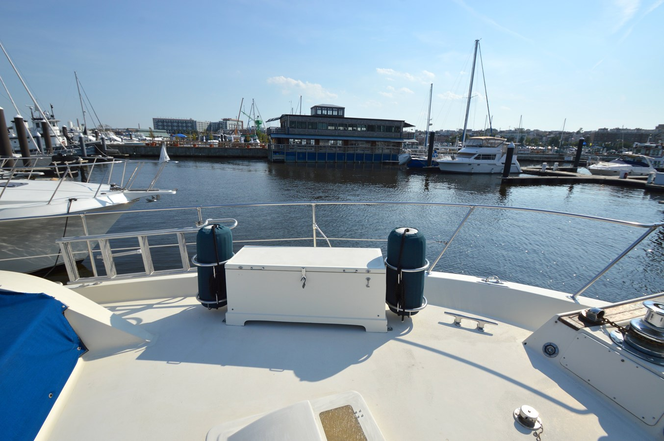 75 - 53 HATTERAS For Sale
