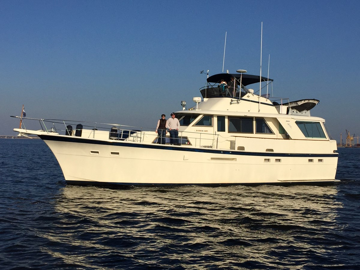 1 - 53 HATTERAS For Sale