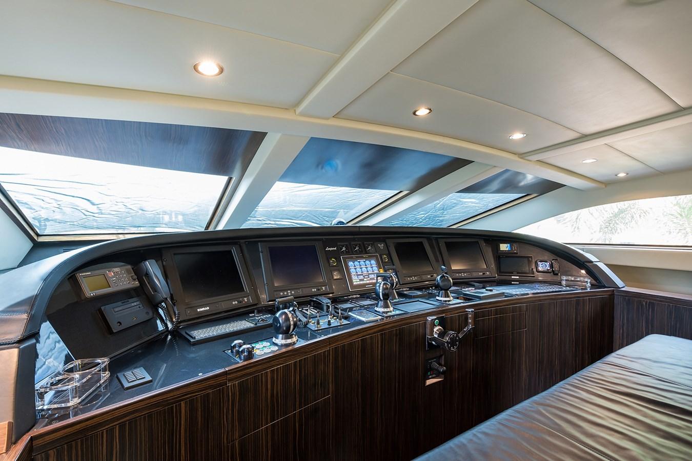 Helm 2008 LEOPARD Motor Yacht Motor Yacht 2698881