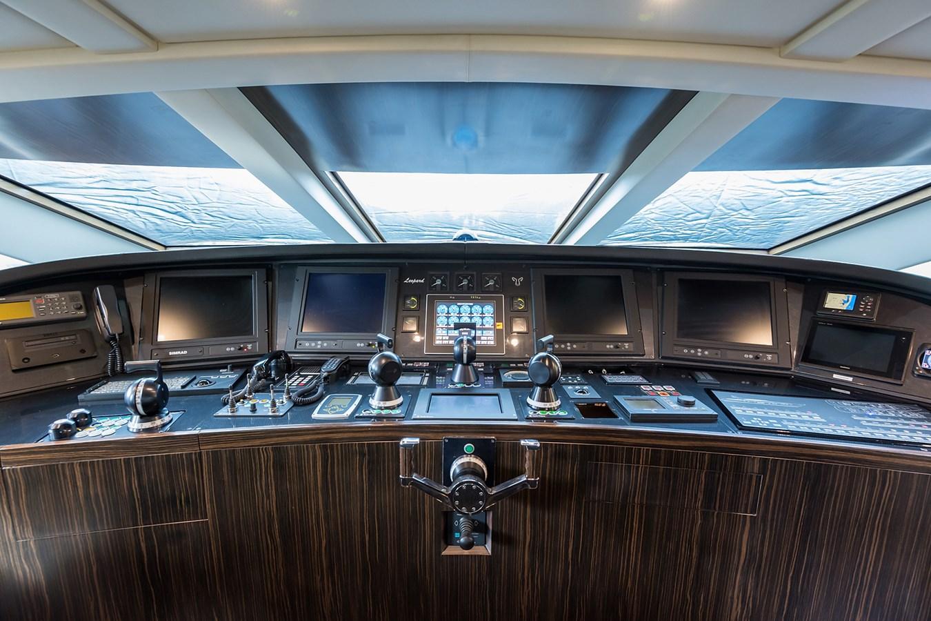 Helm 2008 LEOPARD Motor Yacht Motor Yacht 2698882