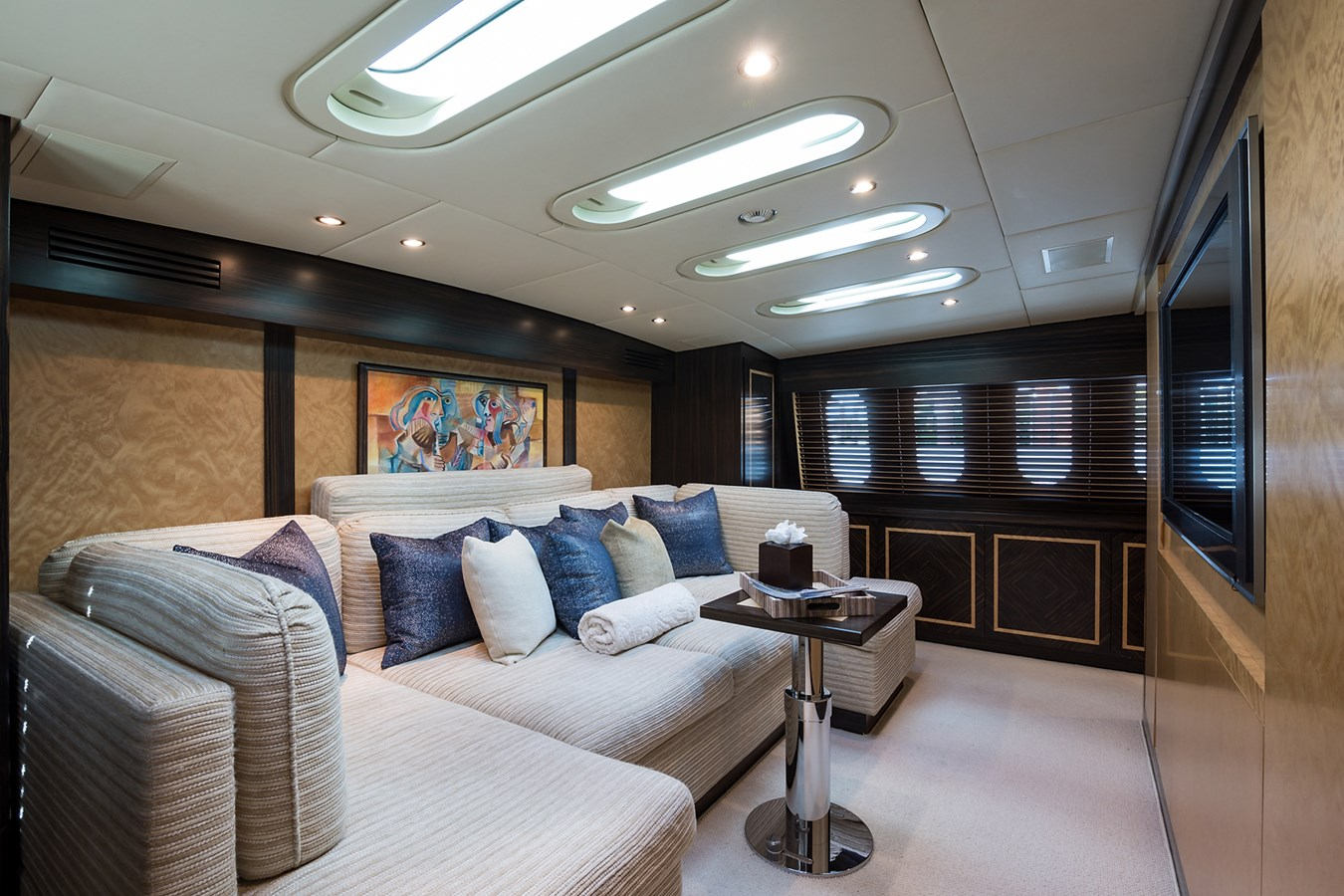 Media Room 2008 LEOPARD Motor Yacht Motor Yacht 2698892
