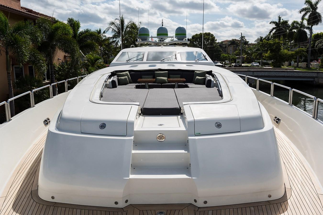 Bow 2008 LEOPARD Motor Yacht Motor Yacht 2698944