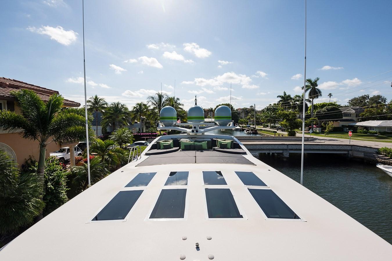Upper Deck 2008 LEOPARD Motor Yacht Motor Yacht 2698981