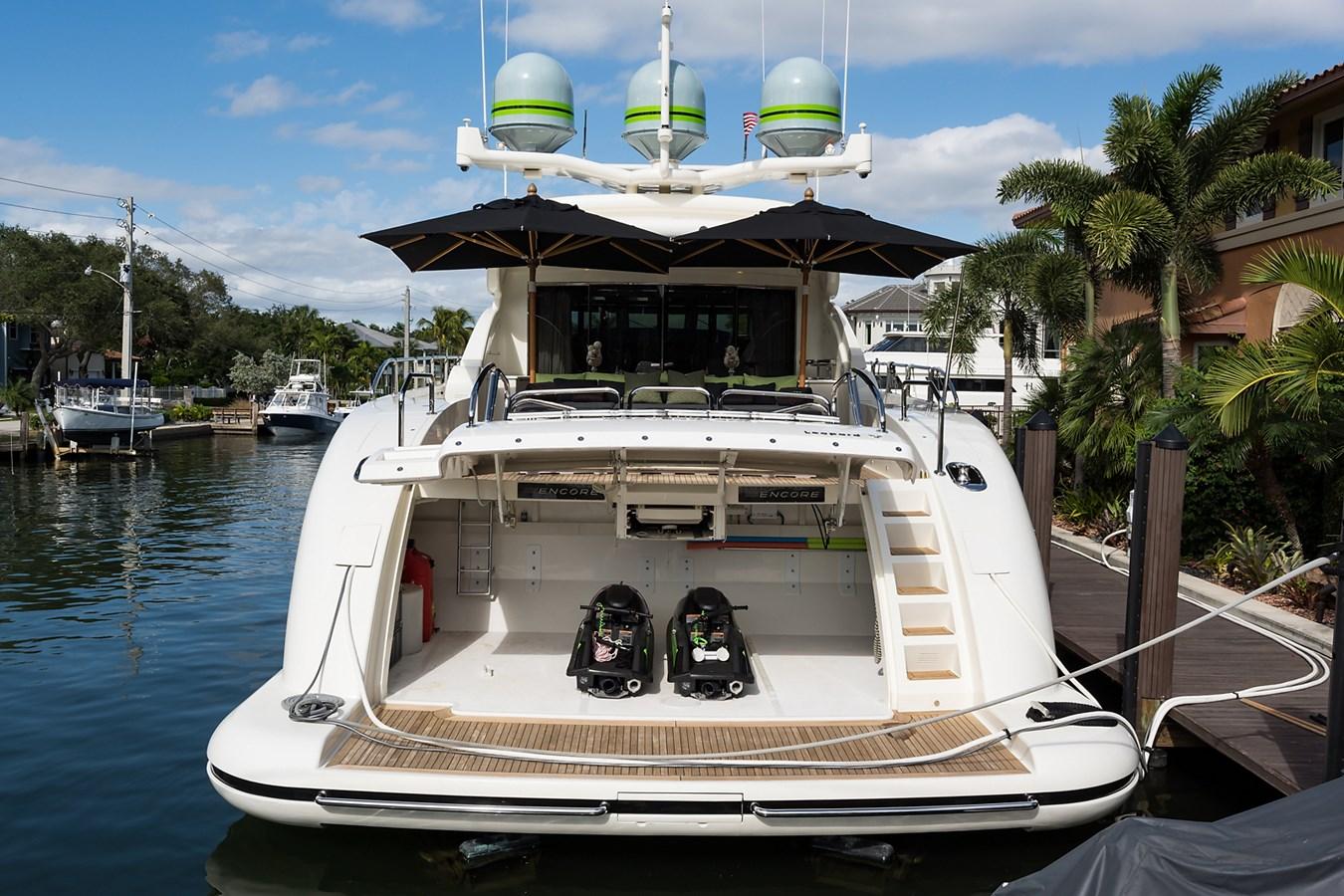 Garage 2008 LEOPARD Motor Yacht Motor Yacht 2698991