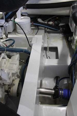Engine Room 2002 VIKING 52 Convertible Sport Fisherman 2698683