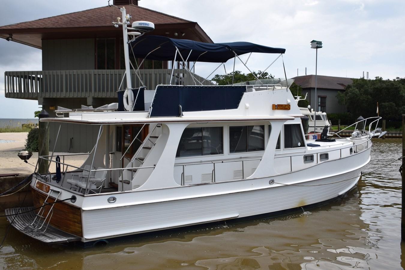 OH BABY 1998 GRAND BANKS Europa 42 Trawler 2701109
