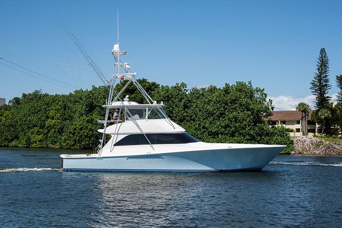 Outnumbered_starboard_profile_1 2008 VIKING  Sport Fisherman 2705708