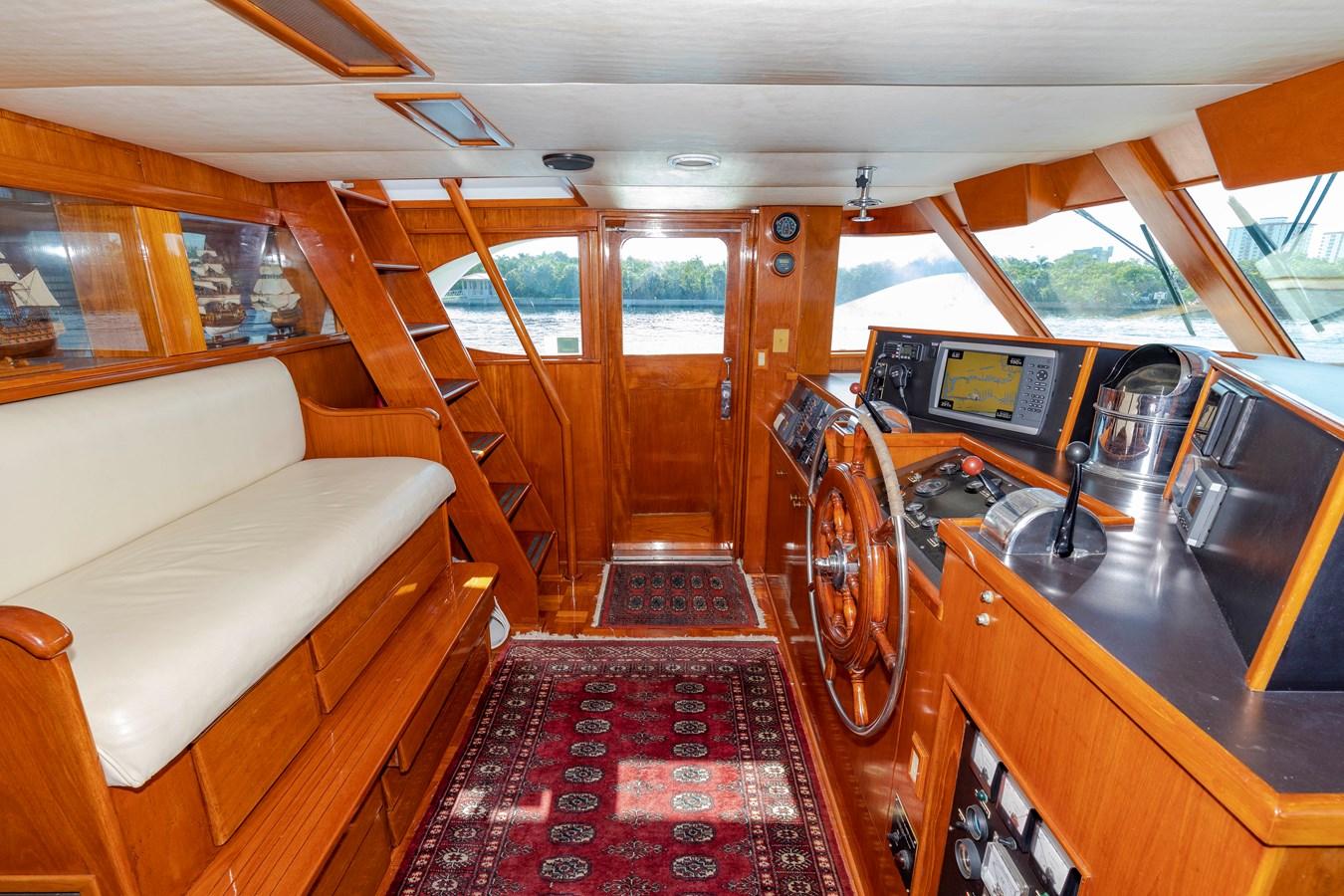 Pilothouse 1961 BURGER  Motor Yacht 2704938