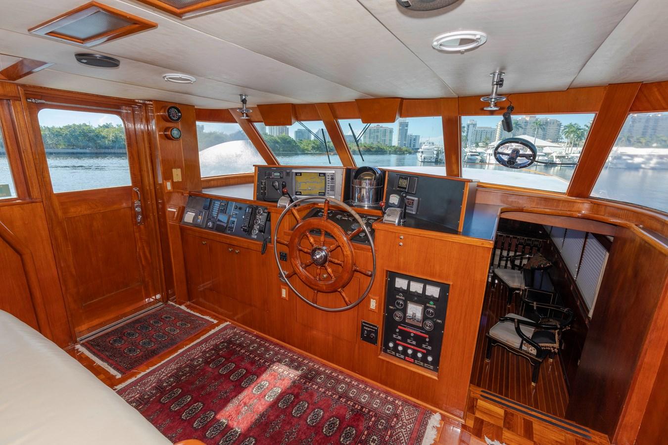 Pilothouse 1961 BURGER  Motor Yacht 2704939