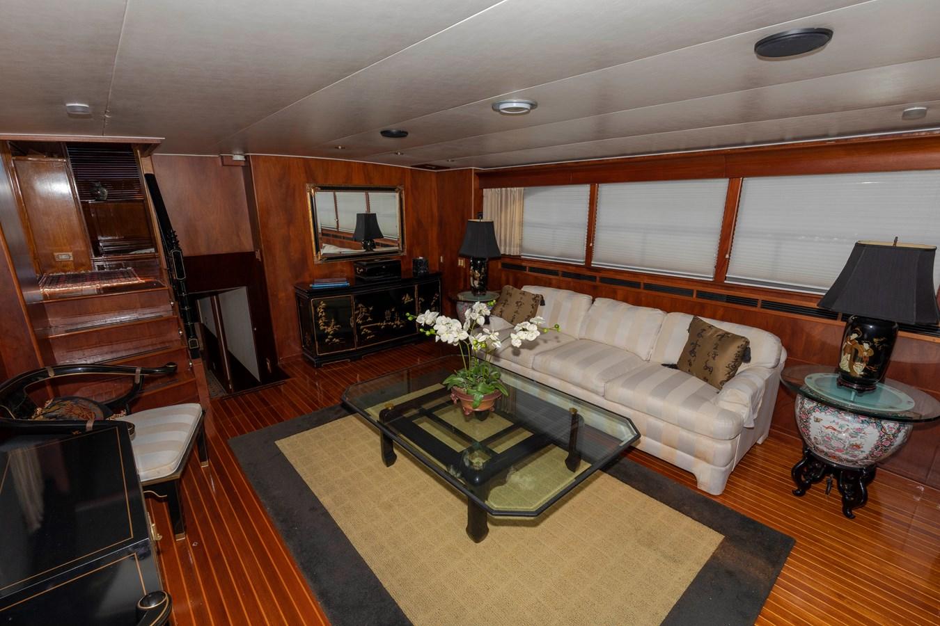 Lower Main Salon 1961 BURGER  Motor Yacht 2704946