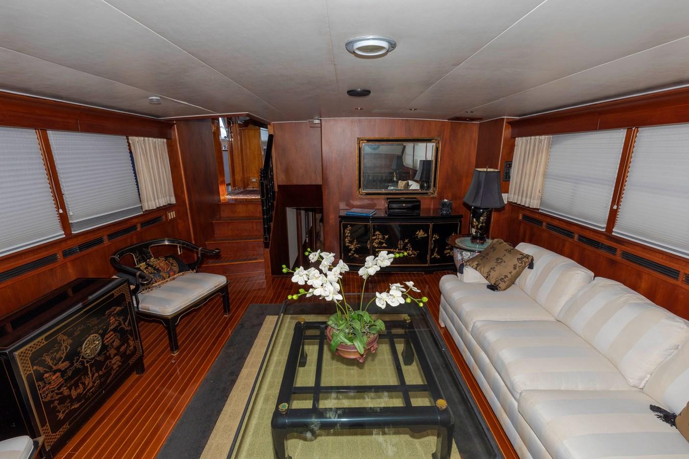 Lower Main Salon 1961 BURGER  Motor Yacht 2704947
