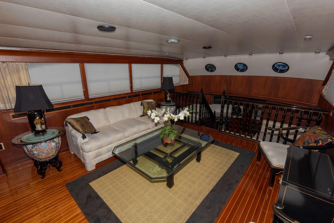 Lower Main Salon 1961 BURGER  Motor Yacht 2704948