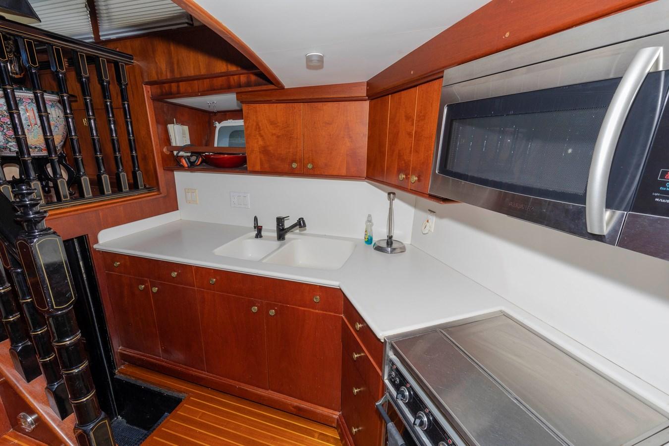Galley 1961 BURGER  Motor Yacht 2704950