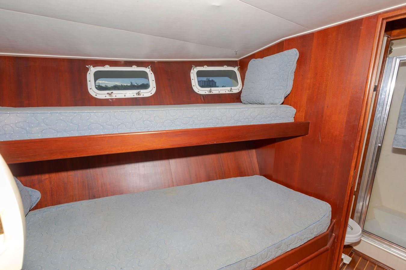 Crew Bunks 1961 BURGER  Motor Yacht 2704967