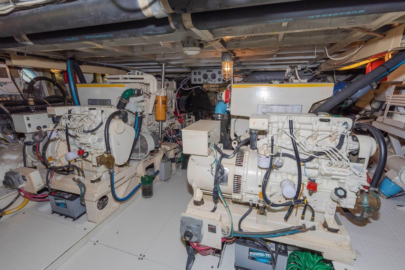 Engine Room 1961 BURGER  Motor Yacht 2704974