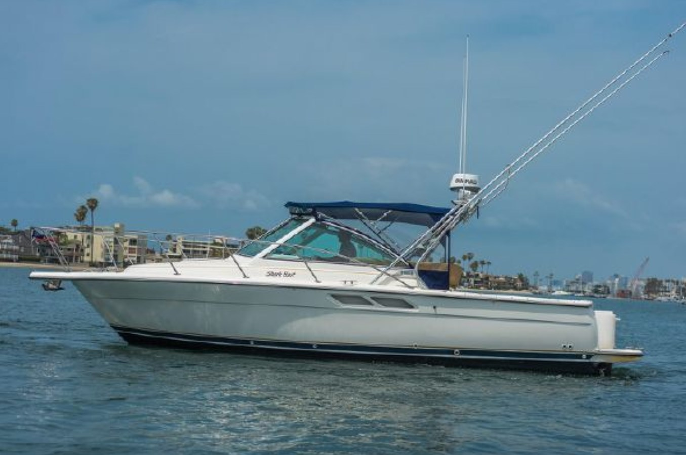 Capture 2000 TIARA 29 Coronet Sport Fisherman 2705594