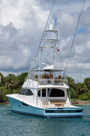HMY 76 VIKING TWENTYTHREE CENTS 2014 VIKING Convertible Sport Fisherman 2706836