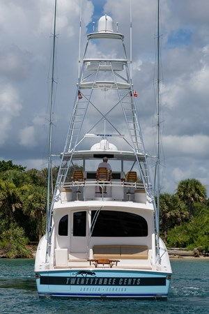 HMY 76 VIKING TWENTYTHREE CENTS 2014 VIKING Convertible Sport Fisherman 2706838