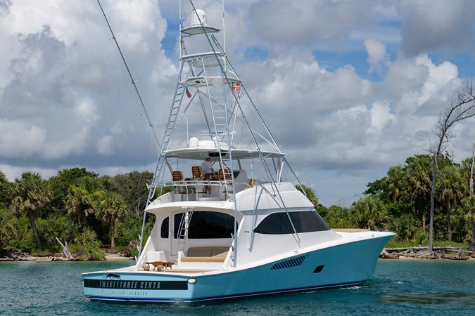 HMY 76 VIKING TWENTYTHREE CENTS 2014 VIKING Convertible Sport Fisherman 2706839