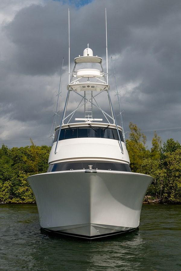 MIRAGE 2012 VIKING Enclosed Bridge Sport Fisherman 2706866