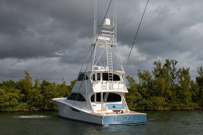 MIRAGE 2012 VIKING Enclosed Bridge Sport Fisherman 2706745