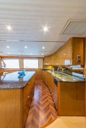 Galley 2012 VIKING Enclosed Bridge Sport Fisherman 2706760