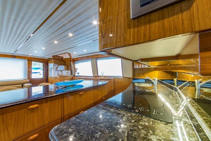 Galley 2012 VIKING Enclosed Bridge Sport Fisherman 2706761