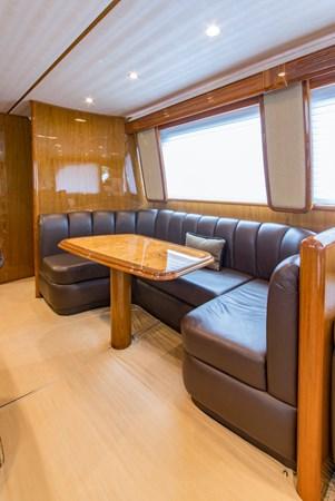 Dinette 2012 VIKING Enclosed Bridge Sport Fisherman 2706765