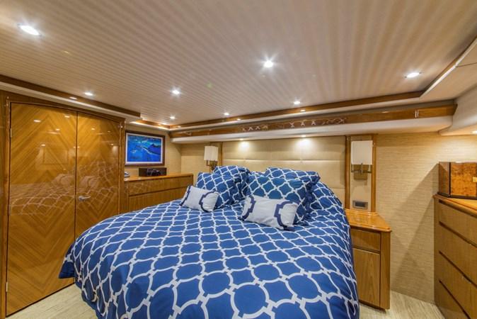 Master Stateroom 2012 VIKING Enclosed Bridge Sport Fisherman 2706785