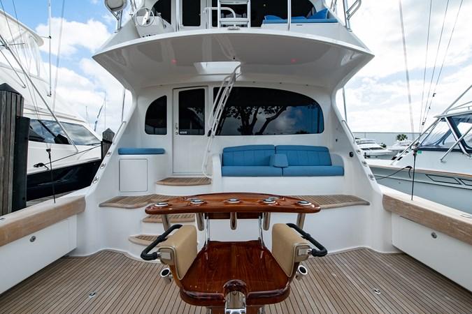 Cockpit 2012 VIKING Enclosed Bridge Sport Fisherman 2706843