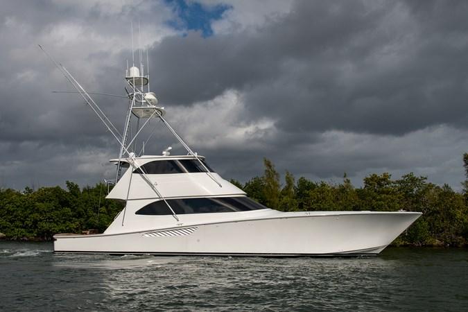 MIRAGE 2012 VIKING Enclosed Bridge Sport Fisherman 2706862
