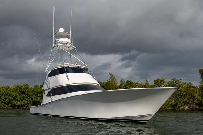 MIRAGE 2012 VIKING Enclosed Bridge Sport Fisherman 2706863