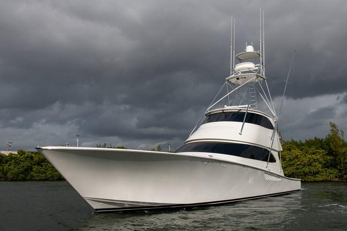 MIRAGE 2012 VIKING Enclosed Bridge Sport Fisherman 2706864