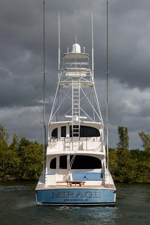 MIRAGE 2012 VIKING Enclosed Bridge Sport Fisherman 2706867