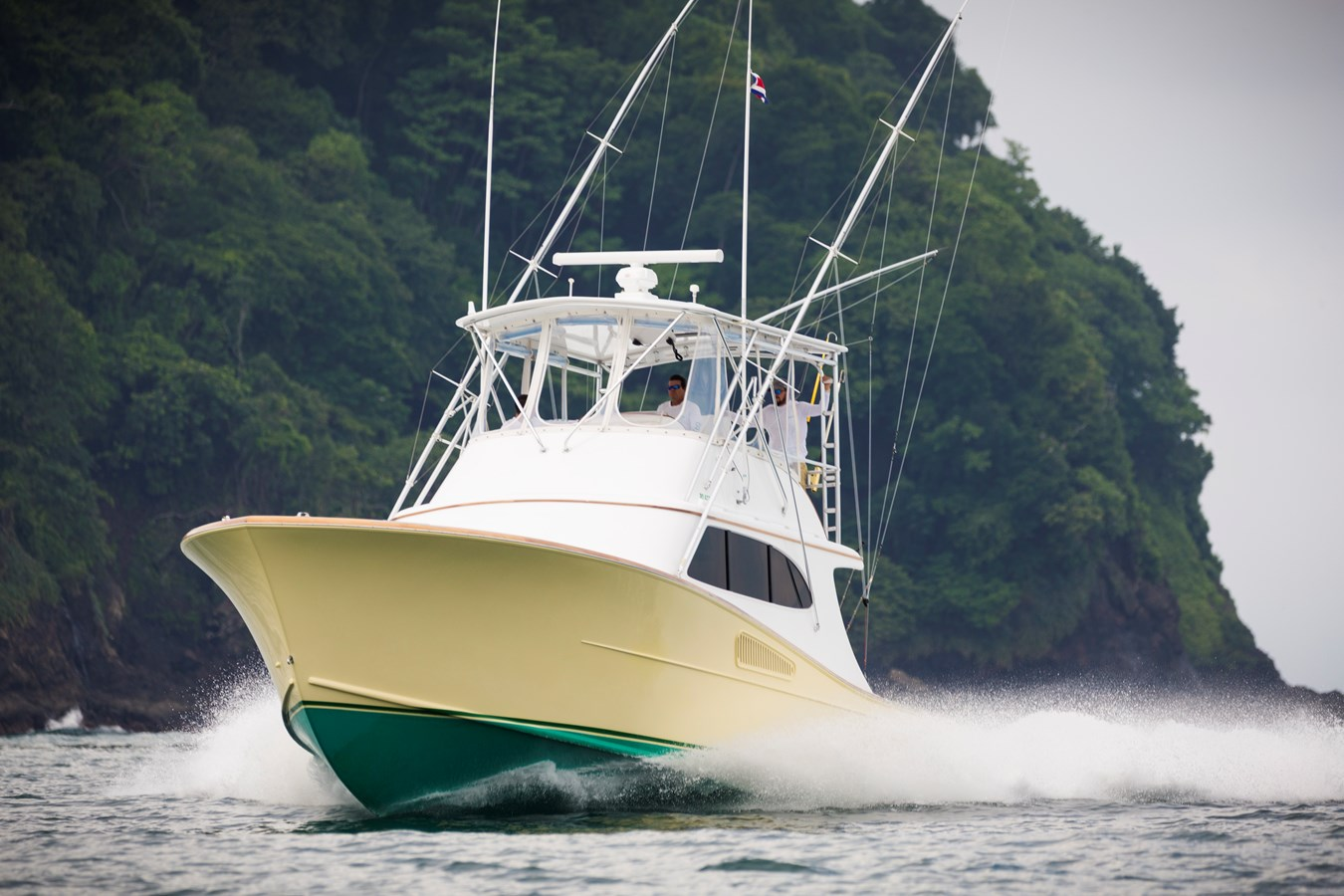 2020 MAVERICK YACHTS OF COSTA RICA Flybridge Sport Fisherman 2708611
