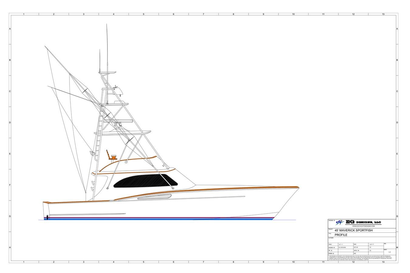 2020 MAVERICK YACHTS OF COSTA RICA Flybridge Sport Fisherman 2715519