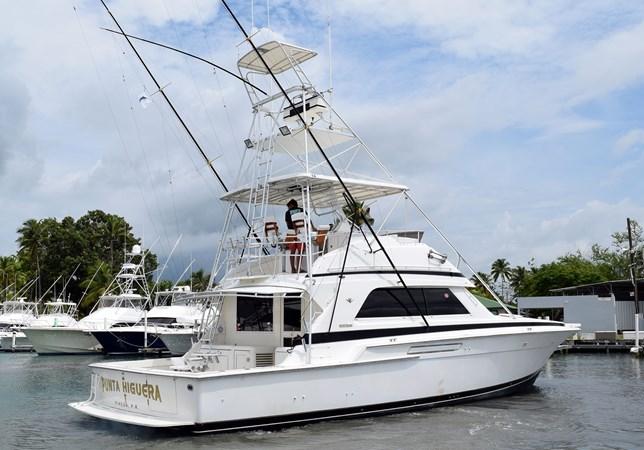 DSC_0152 copy 1989 BERTRAM 50 Convertible Motor Yacht 2715054