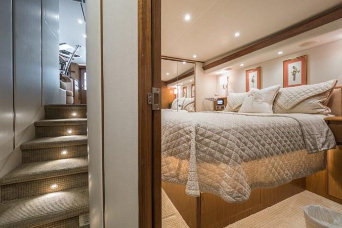 Master Stateroom 2015 VIKING Enclosed Bridge Sport Fisherman 2707192