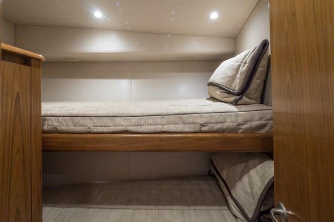 Starboard Guest Stateroom 2015 VIKING Enclosed Bridge Sport Fisherman 2707197
